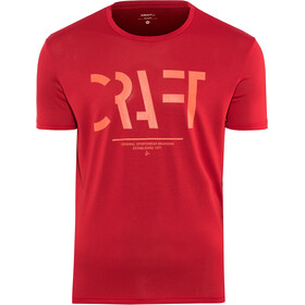 Craft Eaze T-shirt Herrer, canyon
